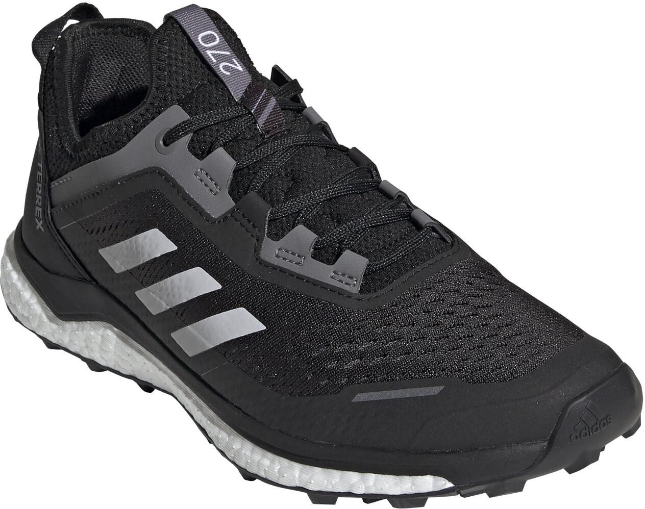 adidas TERREX Agravic Flow Low Cut Shoes Women core blackgrey twogrey four